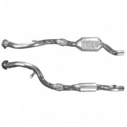 Catalyseur pour JAGUAR X-TYPE 2.2 TD Turbo Diesel (catalyseur situé coté moteur)