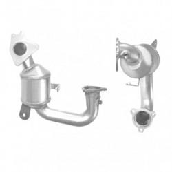 Catalyseur pour PEUGEOT 207CC 1.6 16v Turbo (EP6DT - catalyseur situé coté moteur)