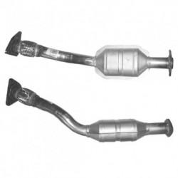Catalyseur pour RENAULT KANGOO 1.9 dCi 4WD (moteur : F9Q - flanged à larrière)