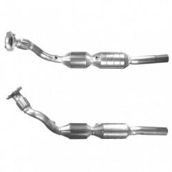 Catalyseur pour AUDI TT 1.8 20v Turbo 2WD (moteur : 180cv - AUQ)