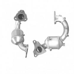 Catalyseur pour RENAULT MEGANE 1.4 Mk.3 TCe Coupe (moteur : H4J700)