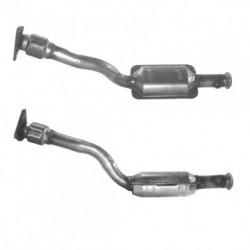 Catalyseur pour RENAULT MEGANE 2.0 Mk.1 ide Coupe Cabriolet (moteur : F5R) 140cv