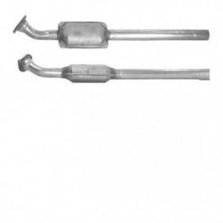 Catalyseur pour RENAULT MEGANE CC 2.0 16v Turbo (F4R - catalyseur situé coté moteur)