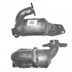 Catalyseur pour RENAULT SCENIC 1.5 dCi (moteur : K9K732 - 106cv) pour véhicules sans FAP