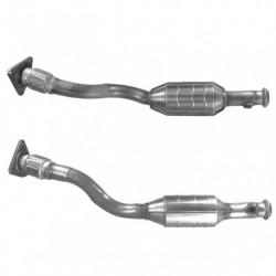 Catalyseur pour RENAULT SCENIC 1.6 Mk.1 16v (moteur : K4M - avec ou sans OBD)