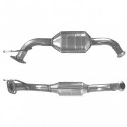 Catalyseur pour ROVER 25 1.6 CVT g/box (Steptronic automatic catalyseur situé sous le véhicule)