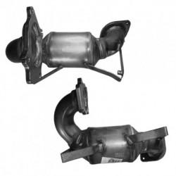 Catalyseur pour ROVER 25 1.8 CVT g/box (Steptronic automatic catalyseur situé sous le véhicule)