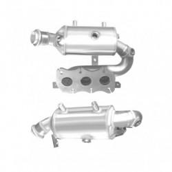 Catalyseur pour ROVER 45 1.4 16v (catalyseur situé sous le véhicule)