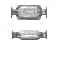 Catalyseur pour SAAB 9000 2.0  8v - 16v Turbo (cat - tuyau avant sont séparés)