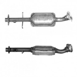 Catalyseur pour SEAT AROSA 1.4 8v Collecteur (ANW - AUD)