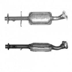Catalyseur pour ROVER STREETWISE 1.4 82cv (moteur : 14 K4M - 14 K4F)