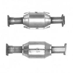 Catalyseur pour SAAB 900 2.0 16v Turbo (moteur : 4 Bolt)