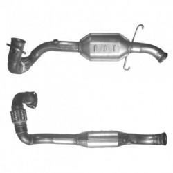 Catalyseur pour SAAB 900 2.0 16v Turbo (N° de chassis S2031829 et S704025 et suivants)