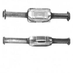 Catalyseur pour SAAB 9000 2.0 8v et 16v Turbo (catalyseur et tuyau flexible are separate)