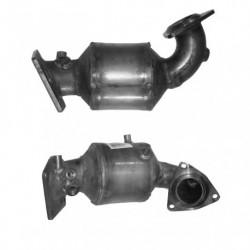 Catalyseur pour SAAB 9-3 2.0 Turbo (moteur : B207L - N° de chassis 51013750 et suivants)