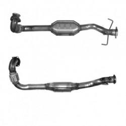 Catalyseur pour SAAB 9-5 2.0 16v Turbo (moteur : no pre-cat)