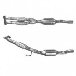 Catalyseur pour SEAT ALTEA XL 1.6 8v (moteur : CCSA - CMXA)