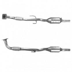 Catalyseur pour SEAT AROSA 1.0 8v (moteur : AUC - Boite manuelle seulement)