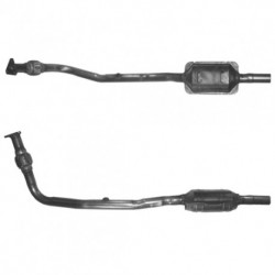 Catalyseur pour SEAT AROSA 1.0 8v (moteur : AER - ALL - tuyau flexible simple)