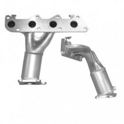 Catalyseur pour SEAT AROSA 1.4 8v Collecteur (moteur : ANW - AUD)