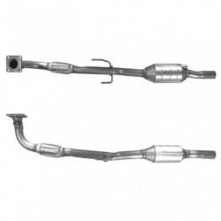 Catalyseur pour SEAT AROSA 1.4 16v Boite manuelle (moteur : AQQ - AUB)