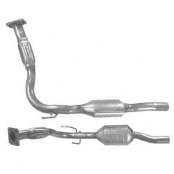 Catalyseur pour SEAT AROSA 1.7 SDI (moteur : AKU)