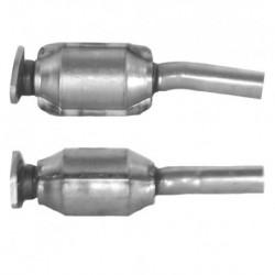 Catalyseur pour SKODA OCTAVIA 1.4  BCA - BUD (catalyseur situé sous le véhicule)