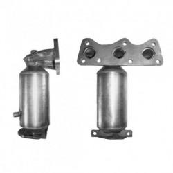 Catalyseur pour SEAT IBIZA 1.2 6v 54cv Collecteur (moteur : AWY)