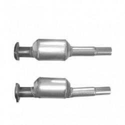 Catalyseur pour SUBARU LEGACY 2.0  Mk.2 4x4 (2ème catalyseur)
