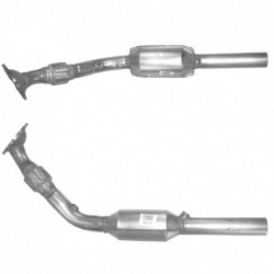 Catalyseur pour SEAT IBIZA 1.8 Cupra 20v Turbo (moteur : AQX - AYP)
