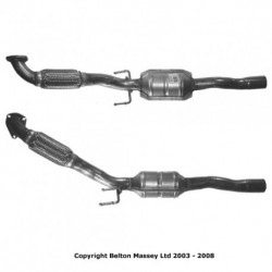 Catalyseur pour SEAT IBIZA 1.9 TDi Sport y compris FR (moteur : ASZ - BLT)