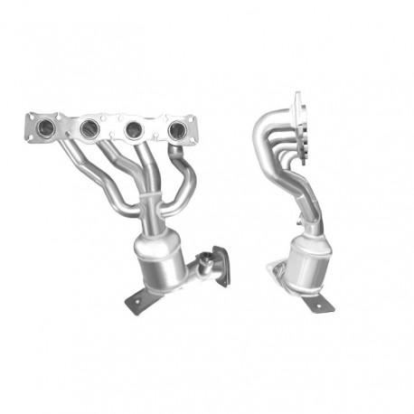 Catalyseur pour BMW 316i 1.6 E90 (moteur : N43B16A - AA)