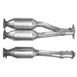 Catalyseur pour SEAT LEON 1.8 Cupra-R Turbo (moteur : AMK - BAM)