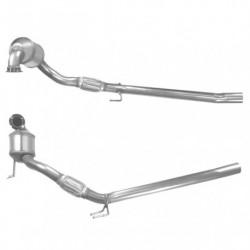 Catalyseur pour SEAT LEON 1.9 TDI (moteur : BLS)