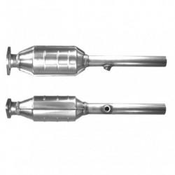 Catalyseur pour SEAT TOLEDO 1.4 BXW Catalyseur situé sous le véhicule
