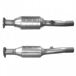 Catalyseur pour SEAT TOLEDO 1.6 16v (moteur : BCB)