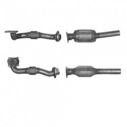 Catalyseur pour SEAT TOLEDO 1.9 TDi AHU et 1Z (tuyau flexible et catalyseur)