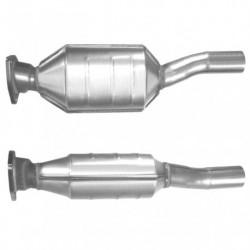 Catalyseur pour TOYOTA MR2 1.8 16v VVTi (1ZZFE catalyseur situé sous le véhicule)