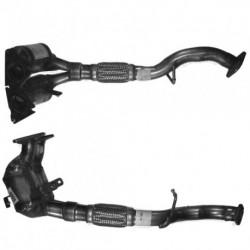 Catalyseur pour AUDI A4 2.0 TDi TDI Quattro (BPW - pour véhicules sans FAP)
