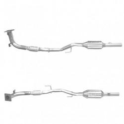 Catalyseur pour SKODA FABIA 1.4 16v Boite manuelle (moteur : BKY)