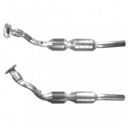 Catalyseur pour SKODA OCTAVIA 1.8 20v Turbo (moteur : ARX - AUM)