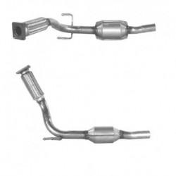 Catalyseur pour SKODA PICK UP 1.9 Diesel (moteur : AEF - version avec crochets)