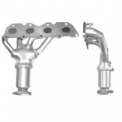 Catalyseur pour SKODA ROOMSTER 1.4 16v (moteur : BXW)