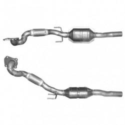 Catalyseur pour SKODA ROOMSTER 1.4 TDi (moteur : BNM et BNV)