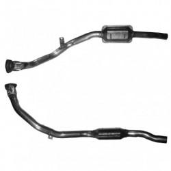 Catalyseur pour SKODA SUPERB 2.5 V6 Turbo Diesel (moteur : AYM)