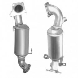 Catalyseur pour SKODA YETI 1.2 TSi (moteur : CBZB)