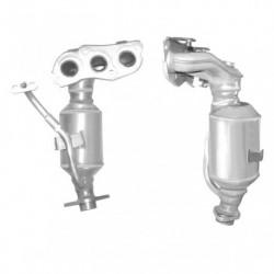 Catalyseur pour SUBARU JUSTY 1.0 Mk.4 12v Collecteur (moteur : 1KR-FE)