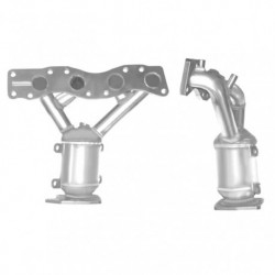 Catalyseur pour VOLKSWAGEN LUPO 1.0  8v (AER - ALL - Tuyau avant simple)