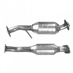 Catalyseur pour SUBARU LEGACY 2.2 Mk.2 4x4 (2ème catalyseur)