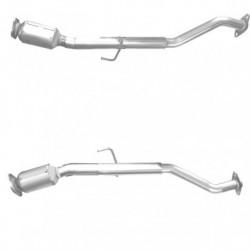 Catalyseur pour SUZUKI GRAND VITARA 1.6 16v (moteur : M16A - JB416X Type)
